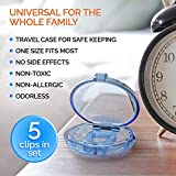 Snore Stopper Set - Silicone Magnetic Anti Snoring