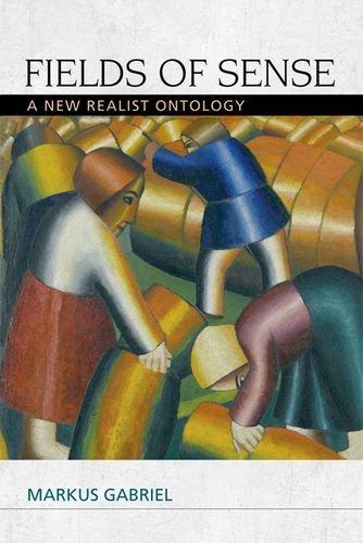 Fields of Sense: A New Realist Ontology (Speculative Realism EUP)