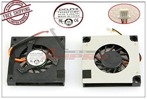 45mm fan replacement - 9
