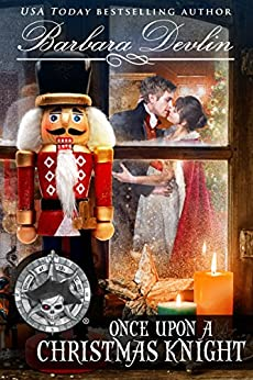 Once Upon a Christmas Knight (Pirates of the Coast Book 6) by [Devlin, Barbara]