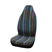 uxcell® Automotive Baja Blanket Universal Bucket Seat Cover For Car Truck SUV