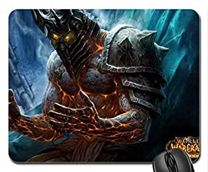 Fire Demon Mouse Pad, Mousepad (10.2 x 8.3 x 0.12 inches)