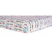 Trend Lab Dr. Seuss Alphabet Seuss Titles Crib Sheet