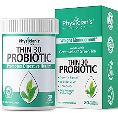 Health Shopping Probiotics for Women – Detox Cleanse & Weight Loss Support – Clinically