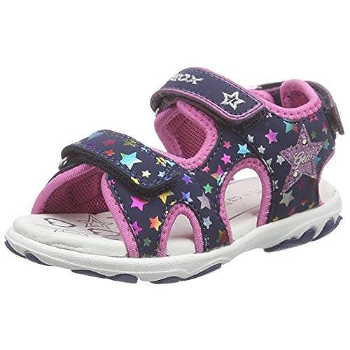 d05ff13eae9 Cuore B Sandal Primeros Geox De Material Zapatos Sintético A Pasos gEFxdd5q