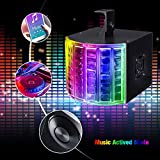 LUNSY DJ Lights Party Lights Multicolor Sound