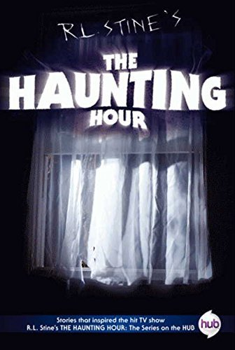 The Haunting Hour TV Tie-in Edition by R.L. Stine - Orange Hours Mall