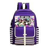 Fan Student School Bag Just Dab Children Backpack Teens Shoulder Handbag