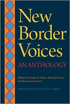 Amazon.com: New Border Voices: An Anthology (9781623491253 ...