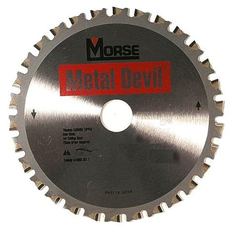 Mk morse csm1052tsc metal devil 10 inch 52 teeth thin steel mk morse csm1052tsc metal devil 10 inch 52 teeth thin steel cutting saw blade greentooth Gallery