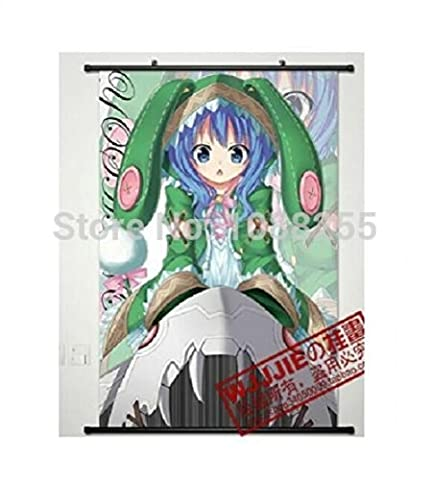 BestWeeks Date A Live Tokisaki Kurumi Dakimakura Home Decor Japanese Poster Wall Scroll (Dakimakura Date A Live)