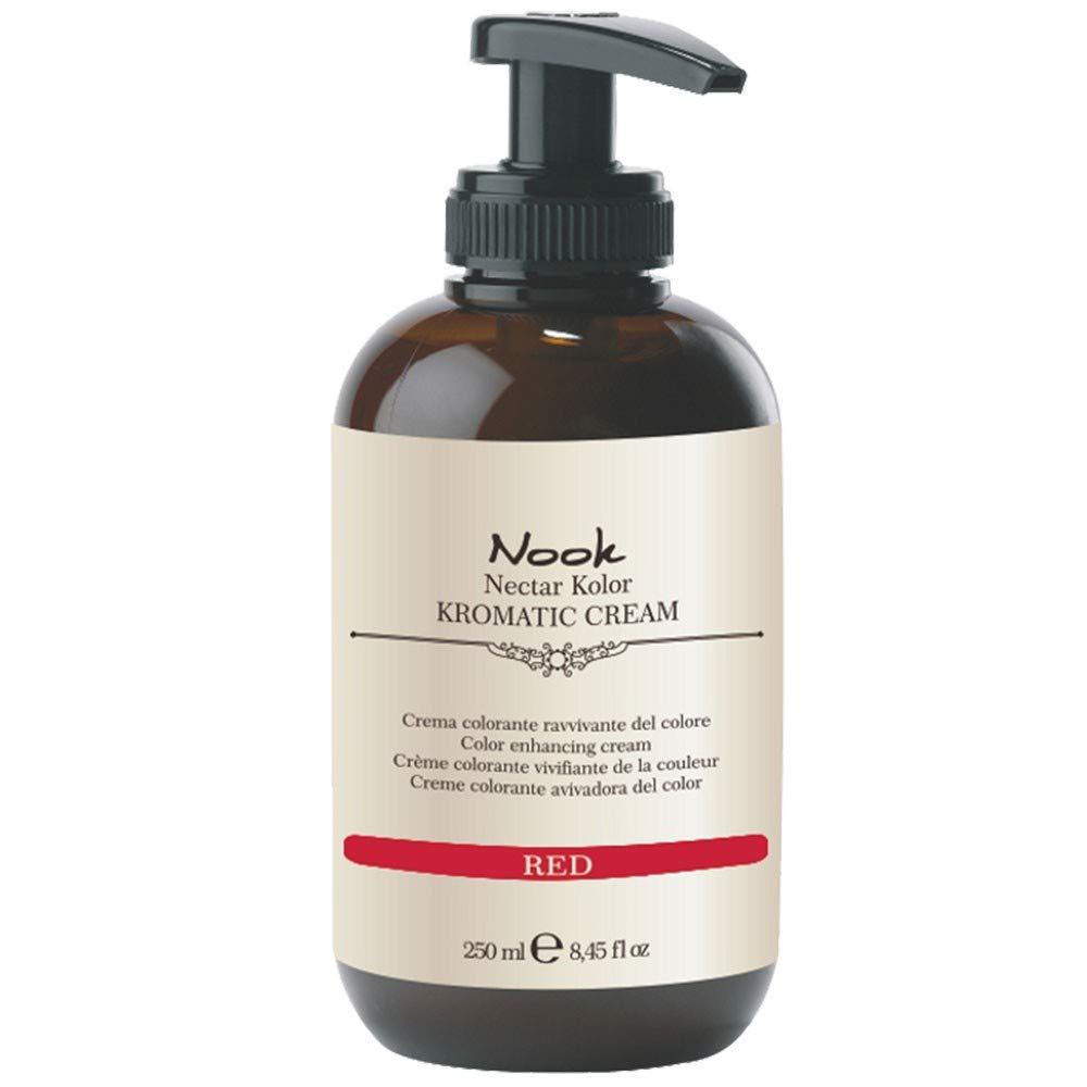 Maxima Nook Nectar Kolor Kromatic Cream/Color Enhancing Cream 8.45 Oz (Kromatic Red)