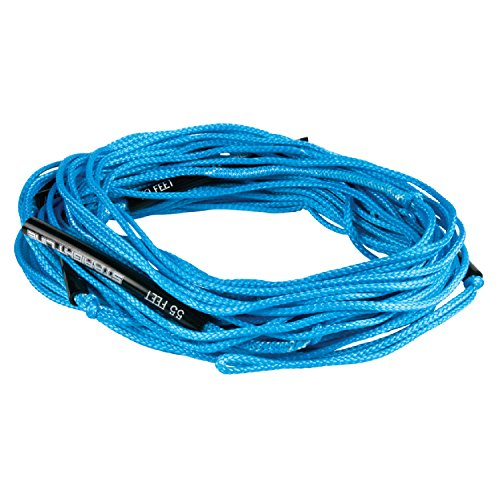 Straight Line Dyneema 45' (Blue) Mainliine Wakeboard Rope