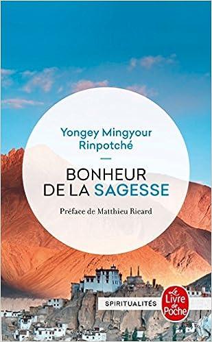 Bonheur De La Sagesse Le Livre De Poche French Edition