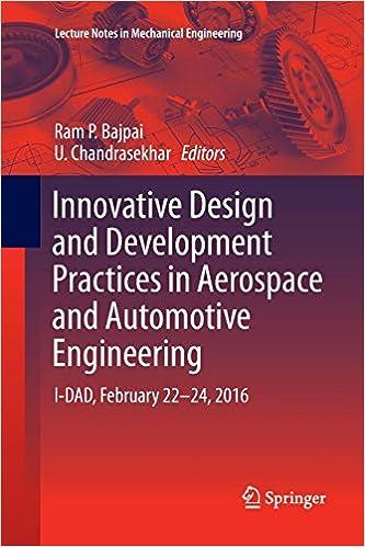 Innovative Design And Development Practices In Aerospace And Automotive Engineering: I-dad, February 22 - 24, 2016 - Descargue la Mac completa de libros de Google