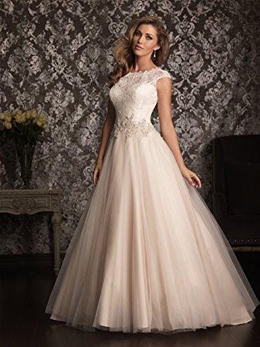 Allure Bridals Wedding Gown - 5