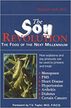 Book The Soy Revolution: The Food of the Next Millennium