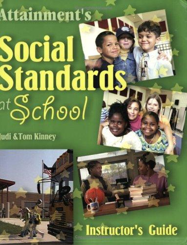 Social Standards at School PDF