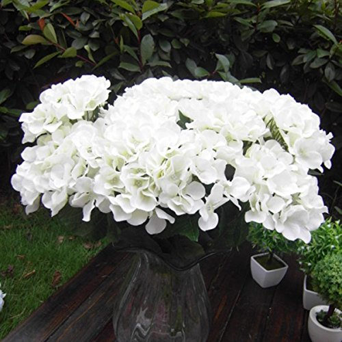 Soledi Artificial Hydrangea Bouquet Wedding