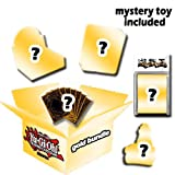 REALGOODEALYUGIOH MYSTERY BOX-Gold Edition-30 Random Yugioh Booster packs -3 Yugioh Deck (no box)-3 Special Edition-115 Yugioh Cards Lot-Free Exclusive Realgoodeal Yugioh Sleeves and Deck Box + More