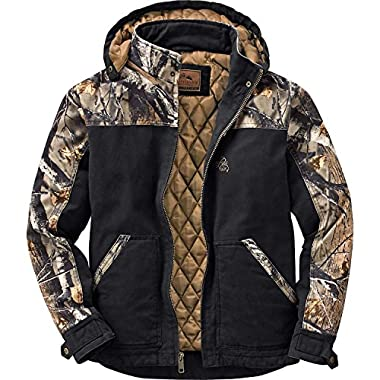 Legendary Whitetails Canvas Cross Trail Workwear Jacket Black X-Large Tall