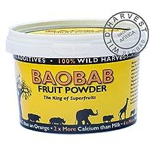 Mighty Baobab Ltd Baobab Fruit Powder 200 g