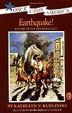 Earthquake!, Kathleen V. Kudlinski, 0140363904