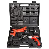 Stalwart Cordless Drill and Driver Combo, 74 Piece by Stalwart