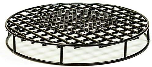 Walden Fire Pit Grate Round 29.5'' Diameter Premium Heavy Duty Steel Grate