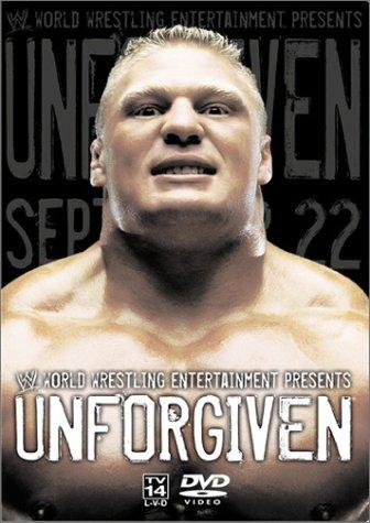 WWE: Unforgiven 2002 by WWE