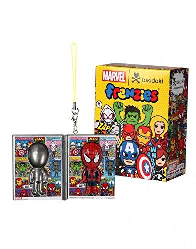 Tokidoki Marvel Frenzies Series 2 (random blind box (List All Marvel Super Heroes)