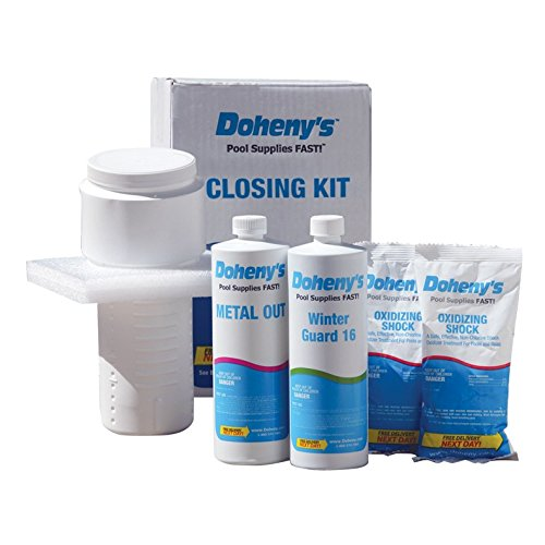 Doheny's Swimming Pool Winterizing Chemical Kit - Up to 15,000 Gallons by Doheny's