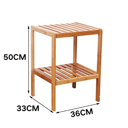 Amazon Com Zhaoyongli Tables End Tables Side Table Natural