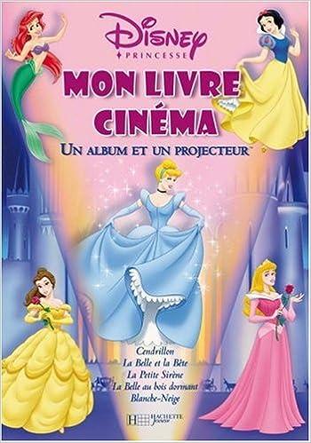 Mon Livre Cinema Un Album Et Un Projecteur 9782014628944