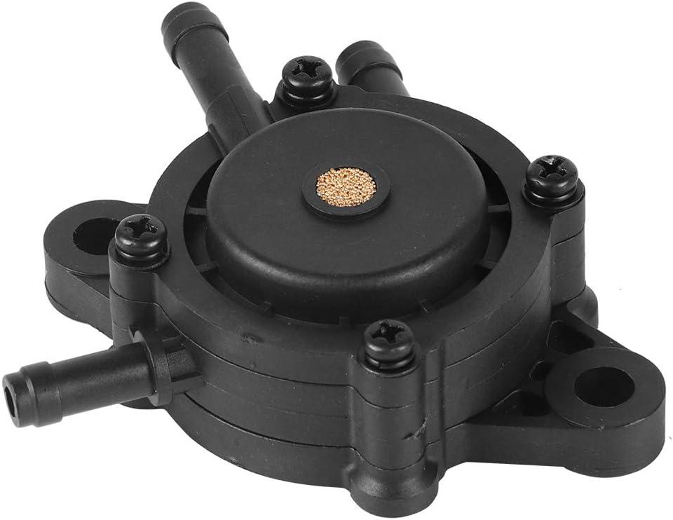 Fydun Pompa benzina Pompa benzina per Mikuni Briggs /& Stratton 808492 808656 491922 691034 692313 Auto e Moto