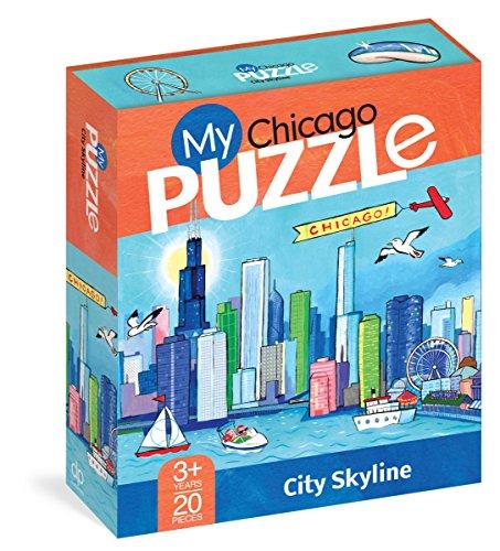 - My Chicago Puzzle: City Skyline