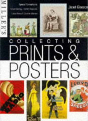 Collecting Prints and Posters Hardcover Janet Gleeson