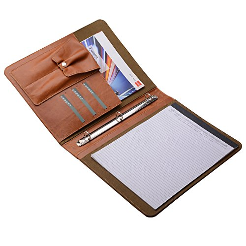 Padfolio Organizer Portfolio Notebook Documents