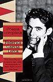 Poesía Completa, Federico García Lorca, 0307475751