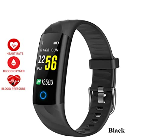 Amazon.com: WJ Bluetooth Smart Bracelet Watch, IP68 ...