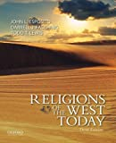 img - for Religions of the West Today book / textbook / text book