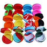 silicone wax container (22ml(6pcs)with Carving Tool)