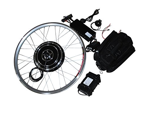 Sican 26 Quot 48v 1000w Front Wheel Electric Bicycle Motor Kit