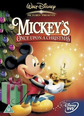 Mickey's Once Upon A Christmas [DVD]: Amazon.co.uk: Kelsey Grammer, Wayne  Allwine, Russi Taylor, Tony Anselmo, Diane Michelle, Tress MacNeille, Alan  Young, Bill Farmer, Corey Burton, Shaun Fleming, Jim Cummings, Jeff  Bennett, Alex