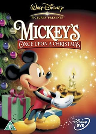 Image result for mickey's once upon a christmas