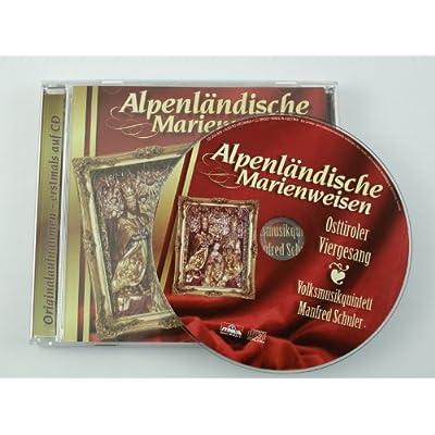 CD-Marienweisen Alpine