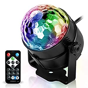 51P3HhX7m7L. SS300  - Spriak Discokugel Discolicht Partylicht Disco Licht Lichteffekte 7 Farbe Musikgesteuert LED DJ Licht Partybeleuchtung Party Lampe für Halloween Weihnachten Kinder Disco DJ Party Geburtstag Dekoration disco licht Spriak Discokugel Discolicht Partylicht Disco Licht Lichteffekte 7 Farbe Musikgesteuert LED DJ Licht Partybeleuchtung Party Lampe für Halloween Weihnachten Kinder Disco DJ Party Geburtstag Dekoration 51P3HhX7m7L  Buy Shoes , Phones, video games and cameras 51P3HhX7m7L