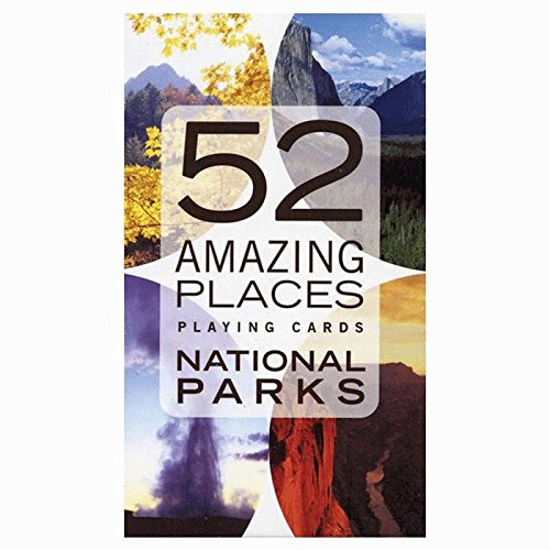 BIRDCAGE Amazing Places National Parks Game made our list of camping gifts couples will love and great gifts for couples who camp