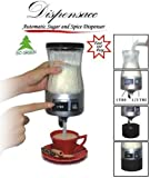 Automatic Sugar and Spice Dispenser 1 or 1/2 Tablespoon At the Push of a Button by Dispensacc