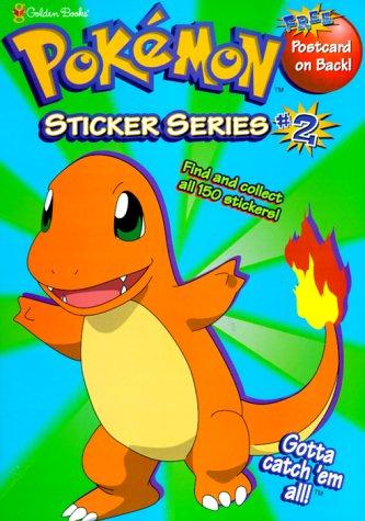 Pokemon-Collector-Series-No-2-Sticker-Activity